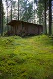 La cabine du chasseur Image libre de droits