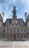 La cadence du maire de Paris Image libre de droits