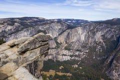 La caduta di Yosemite Immagine Stock Libera da Diritti