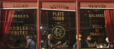 La cafetería en York, Reino Unido Fotografía de archivo libre de regalías