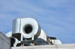 La CAHT comme climatisation de aération de chauffage C.A.-appareil de chauffage Systèmes industriels de climatisation et de venti Photo stock