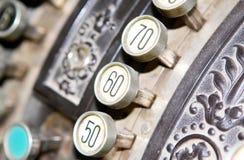 La caisse enregistreuse, se ferment  Photographie stock