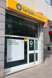 La Caja De Canarias - groupe de Bankia Photos stock