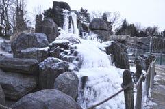 La cala del invierno Fotografía de archivo