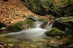 La cala del otoño Imagenes de archivo
