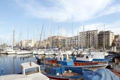 La Cala,Palermo royalty free stock photography
