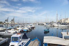 La Cala,Palermo Royalty Free Stock Images