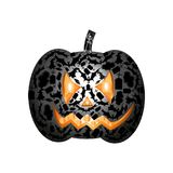 La calabaza Halloween crea foto de archivo libre de regalías
