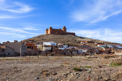 La Calahorra Royalty Free Stock Photos