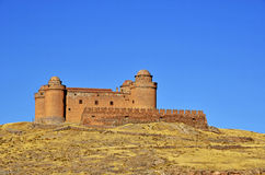 La Calahorra Castle, Granada Province Stock Photos