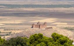 La Calahorra Castle Spain Stock Photo