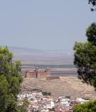 La Calahorra Castle Spain Stock Image