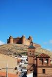 La Calahorra castle. Stock Photography