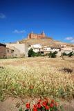 La Calahorra castle. Royalty Free Stock Photo