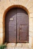La Calahorra Door Stock Images