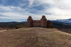 La Calahorra fortress Stock Image