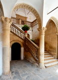 La Calahorra Royalty Free Stock Photo