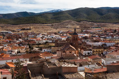 La Calahorra Stock Photos