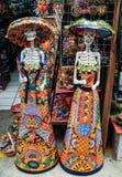 La Calavera Catrina, México Fotografía de archivo libre de regalías