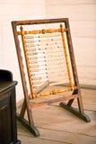 La calculadora mecánica Fotografía de archivo libre de regalías