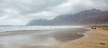 La Caleta beach Stock Photo