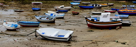 La Caleta, Spain Royalty Free Stock Image