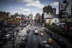 La calle Foto de archivo