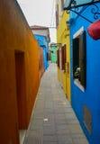La calle Foto de archivo libre de regalías