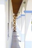 La calle de FormenteraFoto de archivo libre de regalías