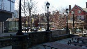 34 la calle, Philadelphia Fotos de archivo