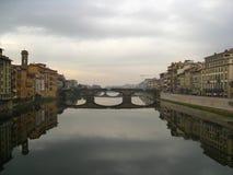 La calma de Florencia Fotografía de archivo
