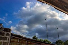 La calma dopo la tempesta Fotografie Stock