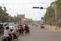 La Cambogia Fotografie Stock