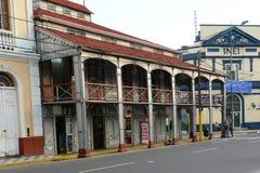La Camera del ferro, iquitos, Perù immagini stock libere da diritti