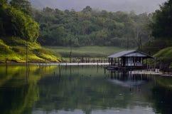 La Camera del fiume. Immagine Stock