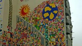 La Camera dipinta, Lipsia, unità tedesca video d archivio