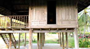 La Camera tailandese più bella situata a Phetchaburi Tailandia Immagine Stock Libera da Diritti
