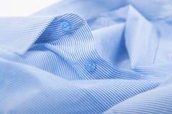 La camicia degli uomini Immagini Stock