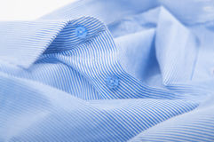 La camicia degli uomini Fotografie Stock