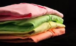 La camicia degli uomini di tela Fotografie Stock Libere da Diritti