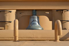 La campana Fotografia Stock
