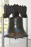 La campana de libertad Imágenes de archivo libres de regalías