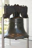 La campana de libertad foto de archivo