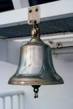 La campana del ` s della nave Fotografia Stock