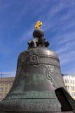 La campana del zar es un monumento en la Moscú el Kremlin Fotografía de archivo