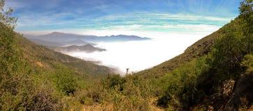 La Campana National Park, Chili image libre de droits