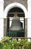La campana principal del monasterio de St Panteleimon Foto de archivo