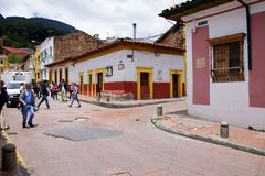 La Candelaria Royalty Free Stock Images