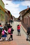 La Candelaria Stock Photography