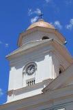 La Candelaria church. Medellín, Antioquia, Colombia. Royalty Free Stock Image